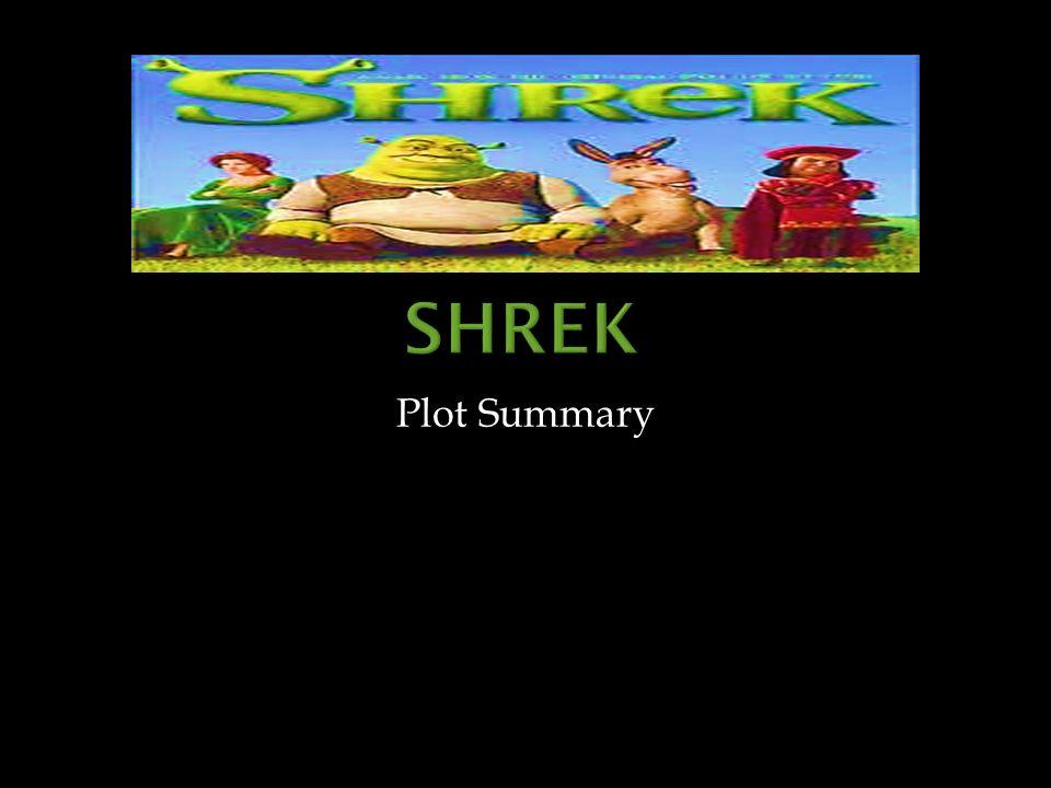 shrek 1 summary