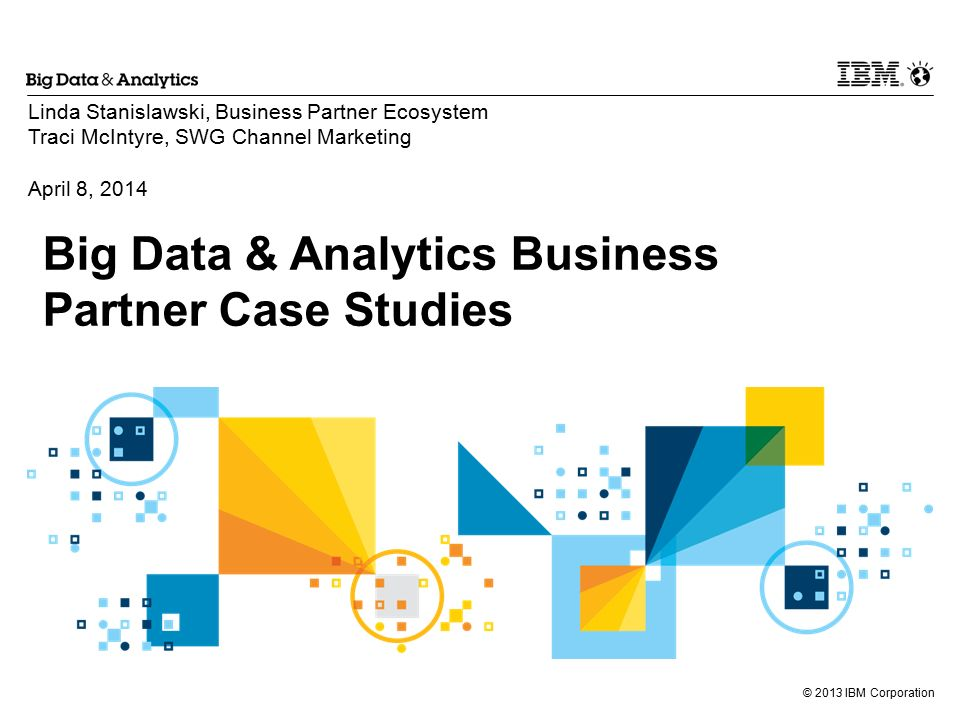 ibm big data analytics case studies