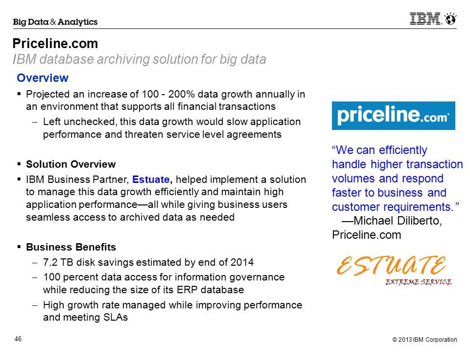 Ibm case studies big data