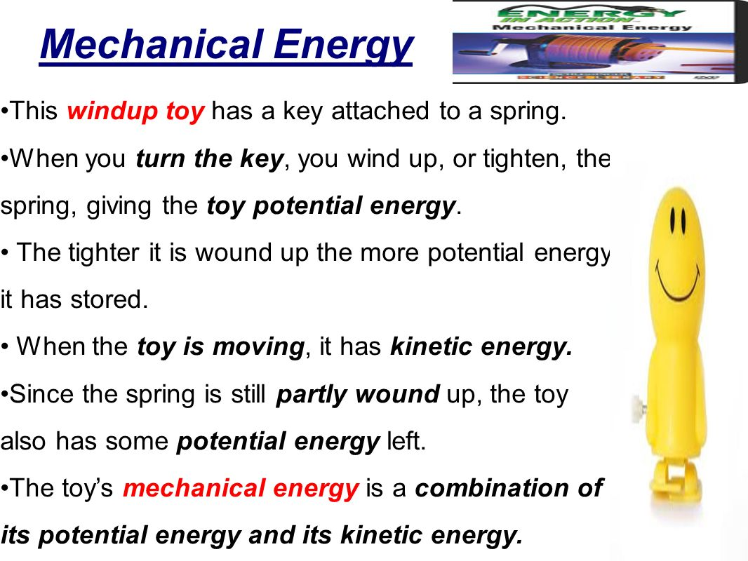 ENERGY 5th Grade ppt download – Mechanical Energy Worksheet