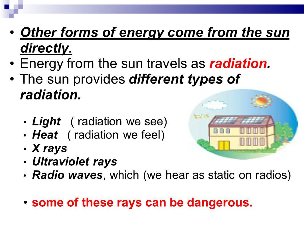 types of solar energy pdf