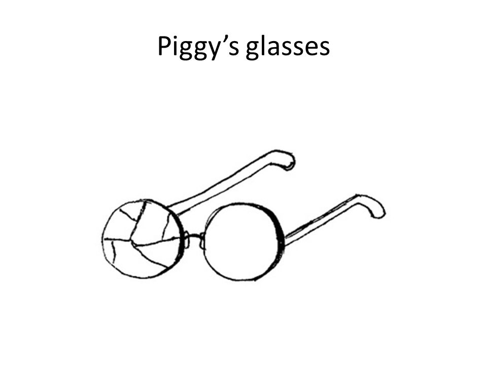 piggy glasses in lord of the flies essay Everything you ever wanted to know about piggy in lord of the flies write essay infographics we see more than once that piggy's glasses flashed.