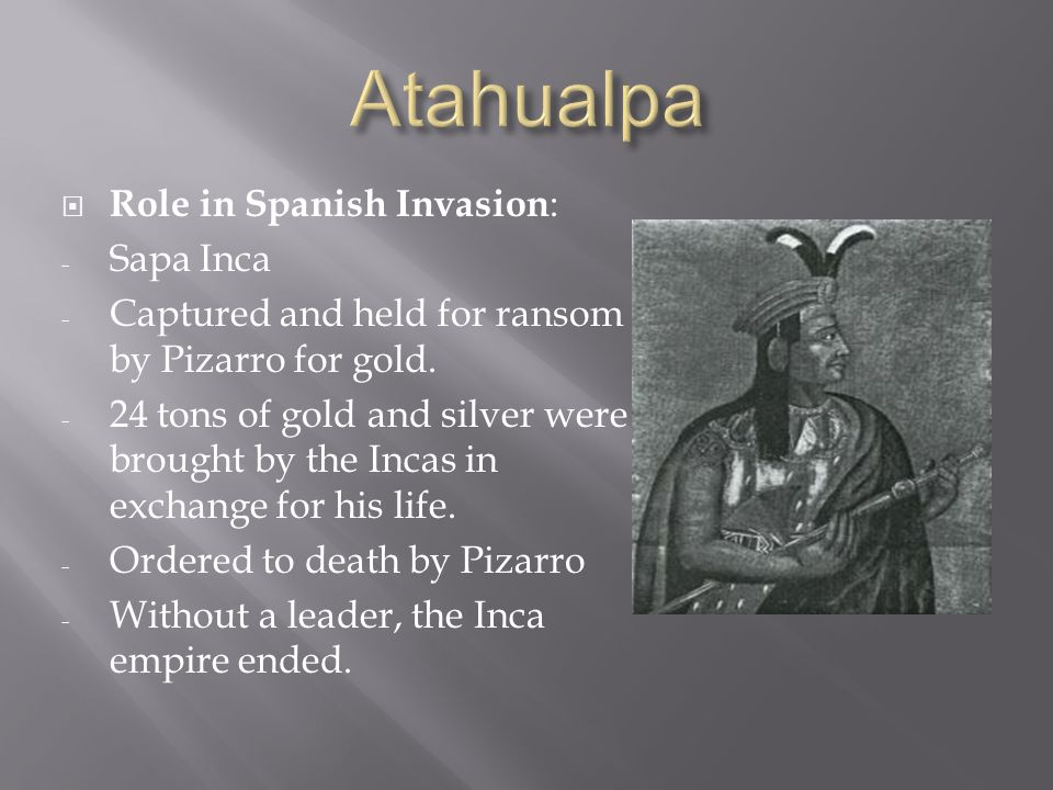an analysis of the spanish invasion and the role of the aztec defenders Aztec science and technology francisco guerra, the wellcome institute of the history of spanish conquest by the aztecs themselves mathematical computations of the aztec calendar it was then that the role of certain scholars.
