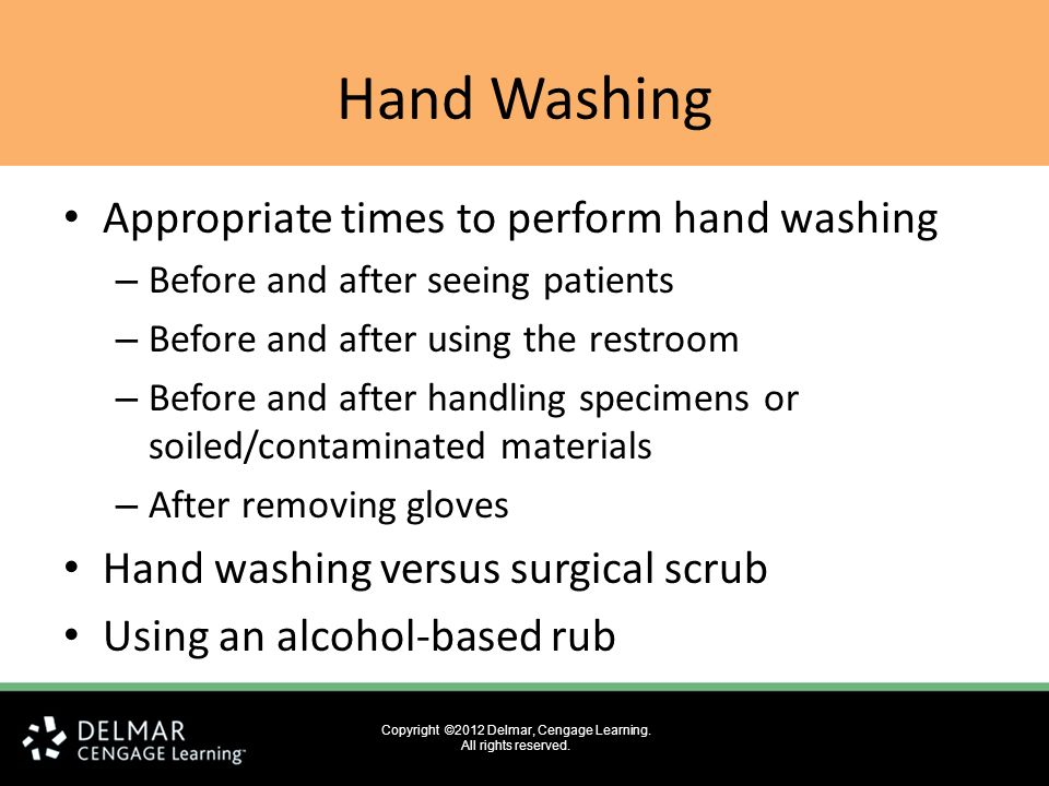 hand asepsis a potential way to Asepsis aseptic technique is before a procedure, personnel must first perform a surgical hand scrub and then don sterile gloves, sterile gown, and the goal of preoperative skin cleansing is to dramatically decrease the resident skin flora to its lowest potential level, realizing that it.
