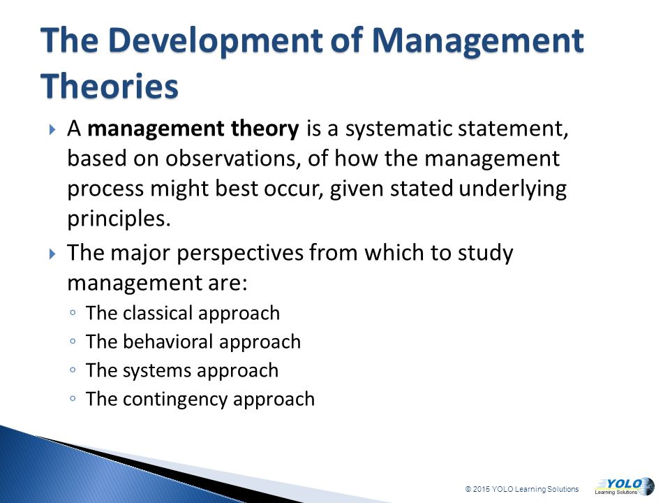 history and evolution of management The evolution of management theory: past, present, future [william roth] on amazoncom free shipping on qualifying offers this is a fascinating investigation of the history of management theory in terms of four interdependent.