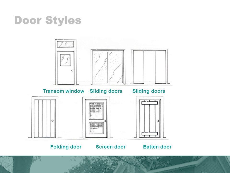 6 Door Styles Transom ...  sc 1 st  SlidePlayer & Window Door Roof and Housing Styles - ppt video online download pezcame.com