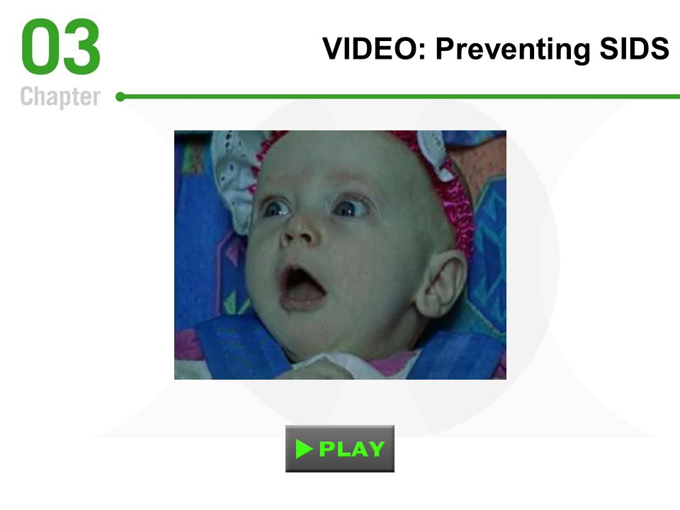 VIDEO: Preventing SIDS