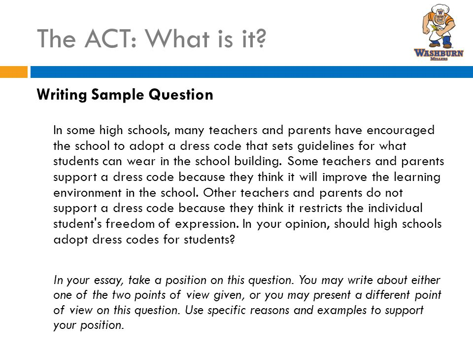 ACT VS. SAT. - ppt download