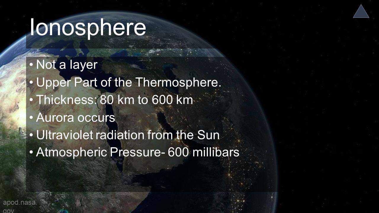 The Atmosphere. - ppt download