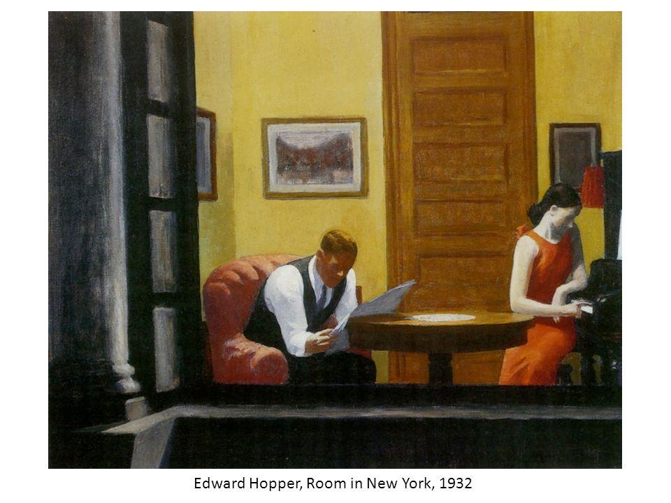 7 Edward Hopper Room In New York