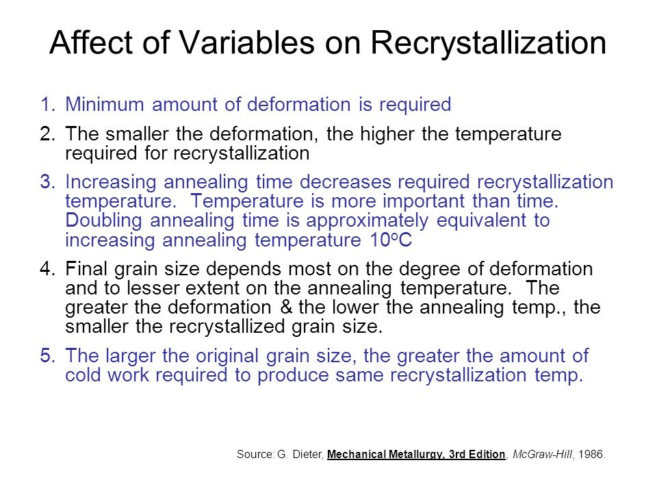 Pdf mechanical metallurgy dieter solution manual 28 pages mechanical metallurgy dieter solution manual affect of variables on recrystallization ppt fandeluxe Images
