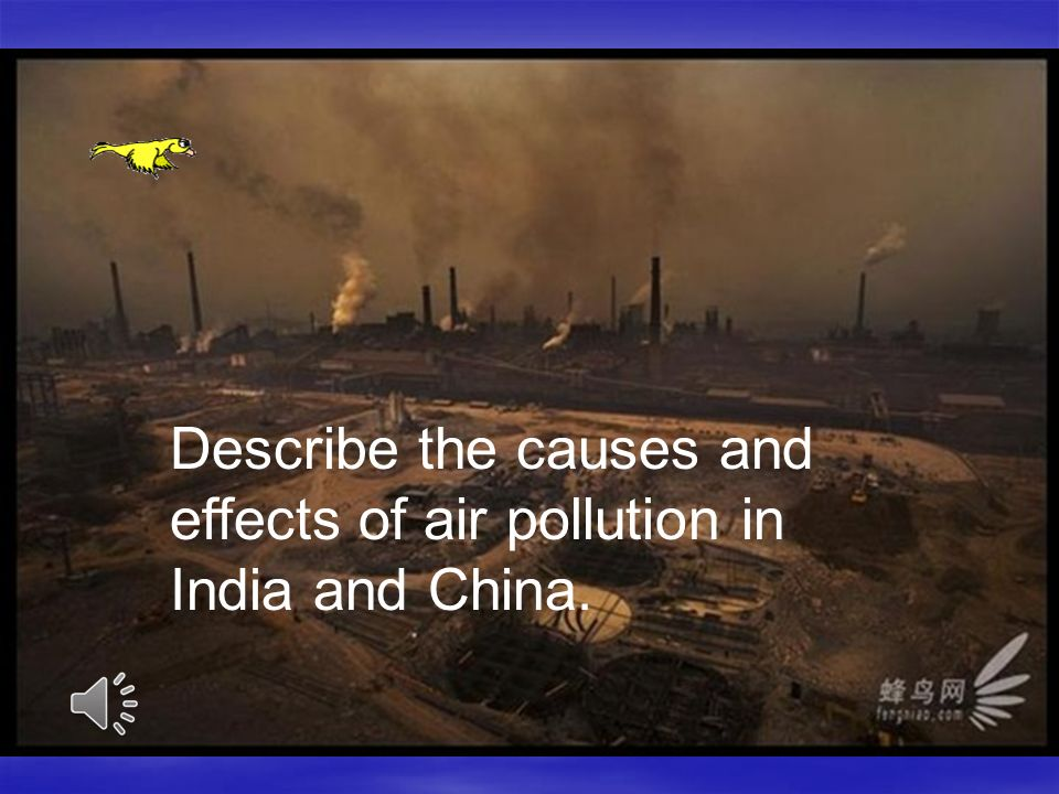 effects of pollution in china Health impact of outdoor air pollution in china: current knowledge and future research needs a national study on air pollution health effects in china.