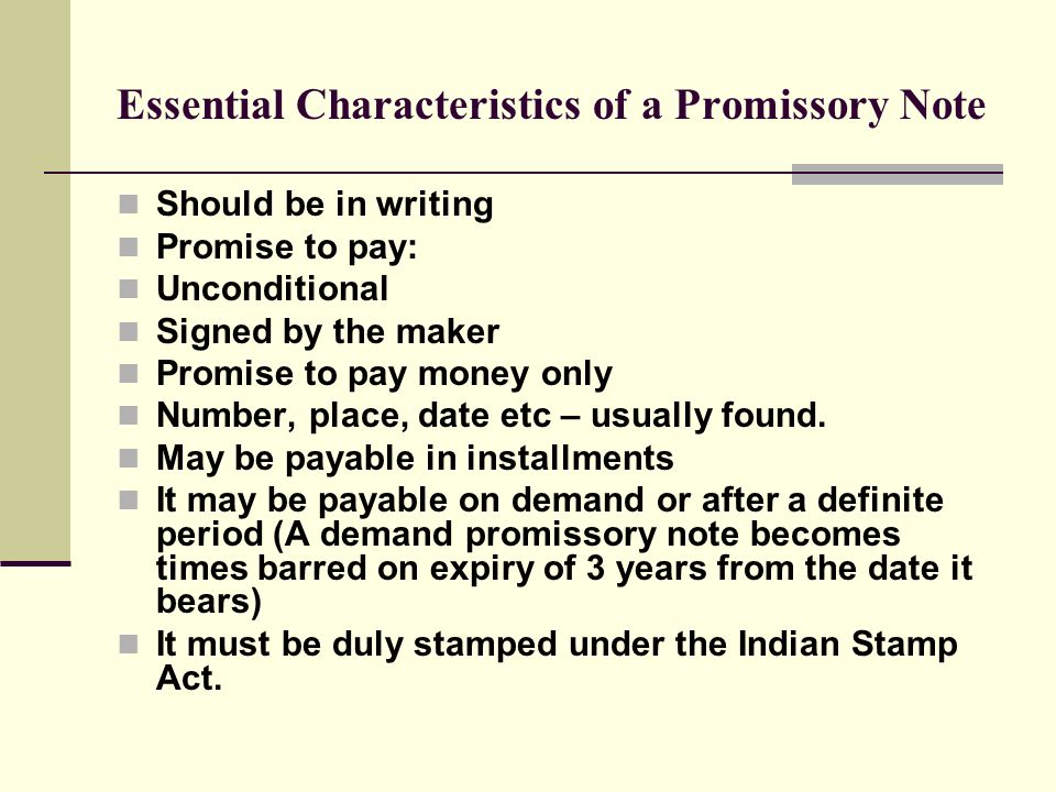 Contract Of Indemnity And Guarantee - Ppt Video Online Download