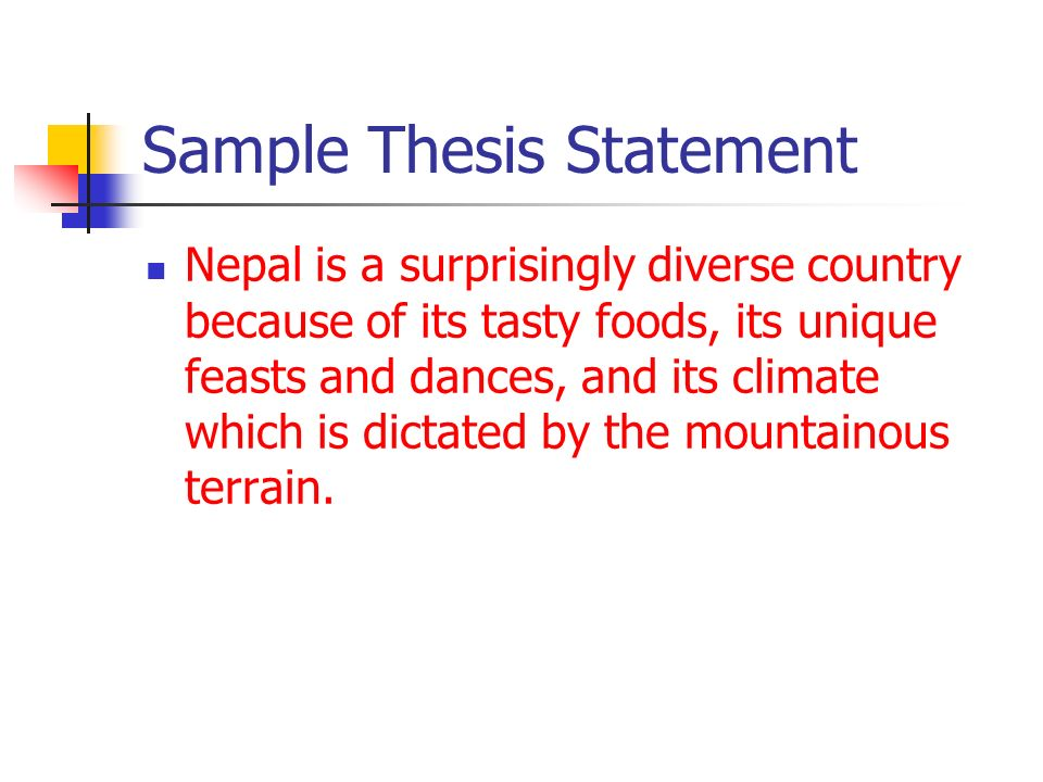 thesis writing in nepal Baburam bhattarai (nepali: डा बाबुराम भट्टराई (born 18 june 1954) is a  nepalese  the two sides agreed that a new constituent assembly will be  elected to write a new  his phd thesis was later published as a book the  nature of underdevelopment and regional structure of nepal- a marxist  analysis.