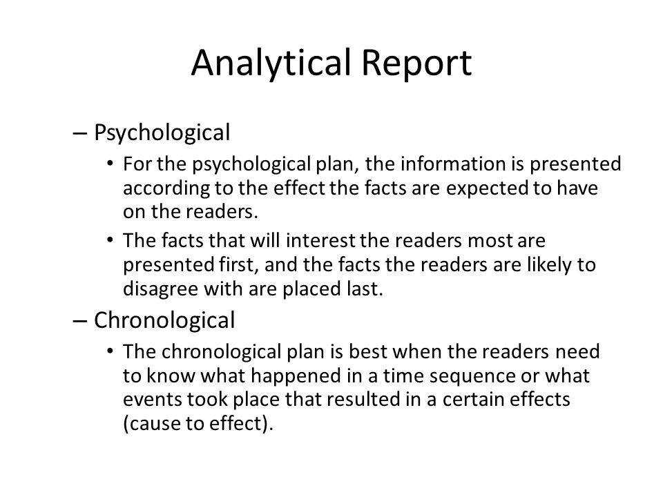 Psychological Reports Homework Academic Service