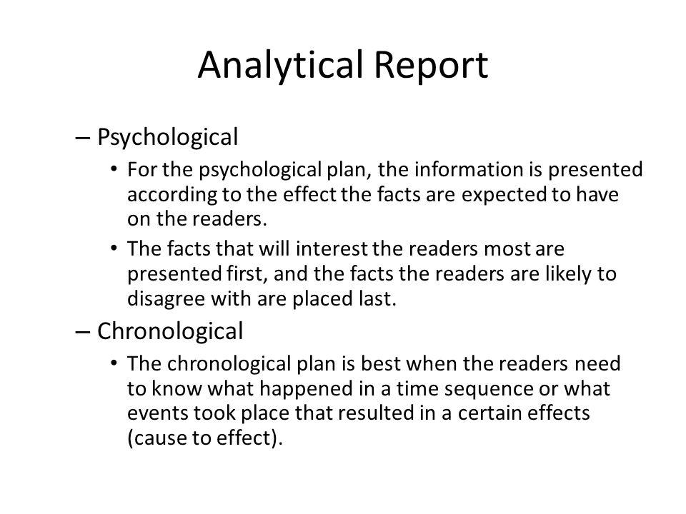 Psychological Reports Homework Academic Service