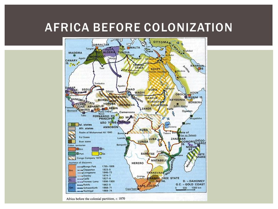 the impact of british colonization on kenya Kenya: colonialism as a whole, africa from this source i gathered a lot of information concerning thiong'o's life and the impact british colonization had.