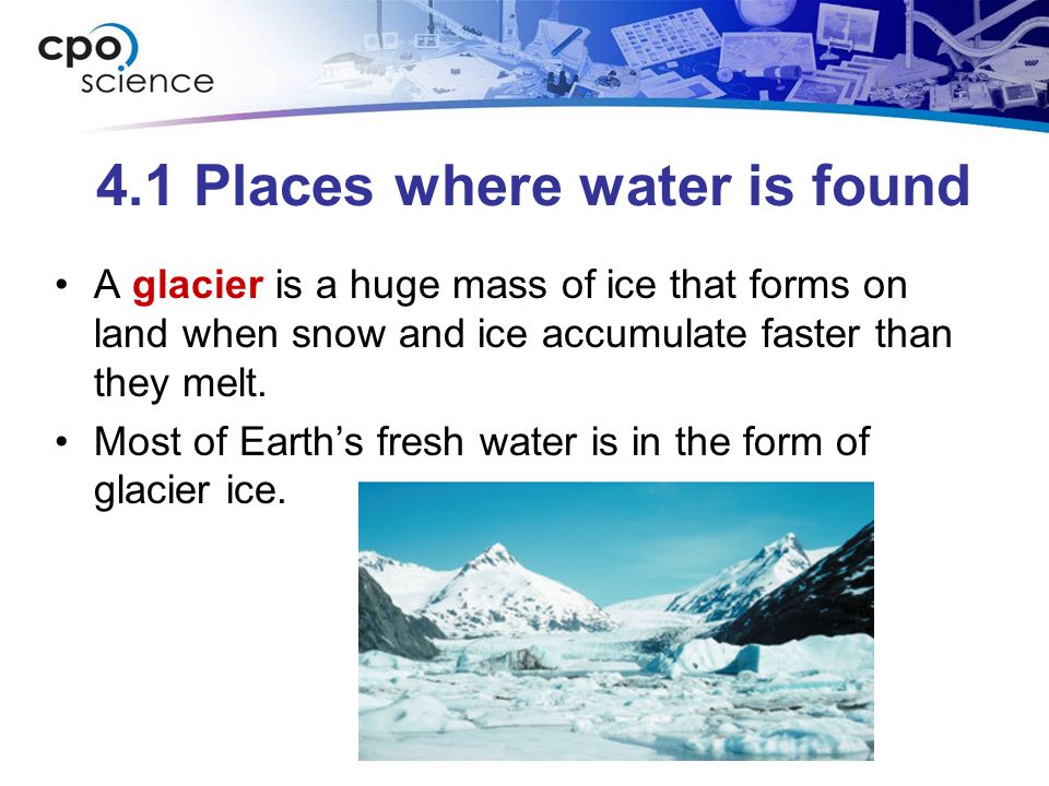 Water and Weather. Water and Weather Chapter Four: Water and the ...