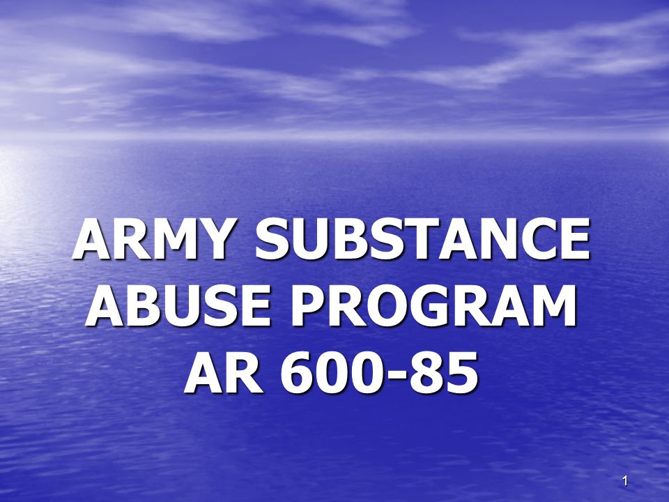 army substance abuse program 159 army substance abuse program jobs available on indeedcom apply to substance abuse counselor, case aide, processor and more.