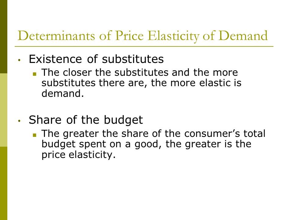 effects on determinants on supply and Determinants of supply: when the supply of the commodity rises or falls due to non-price determinants, the supply is said to have increased supply or decreased supply.