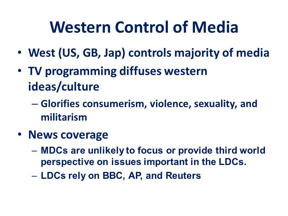 Western Control of Media