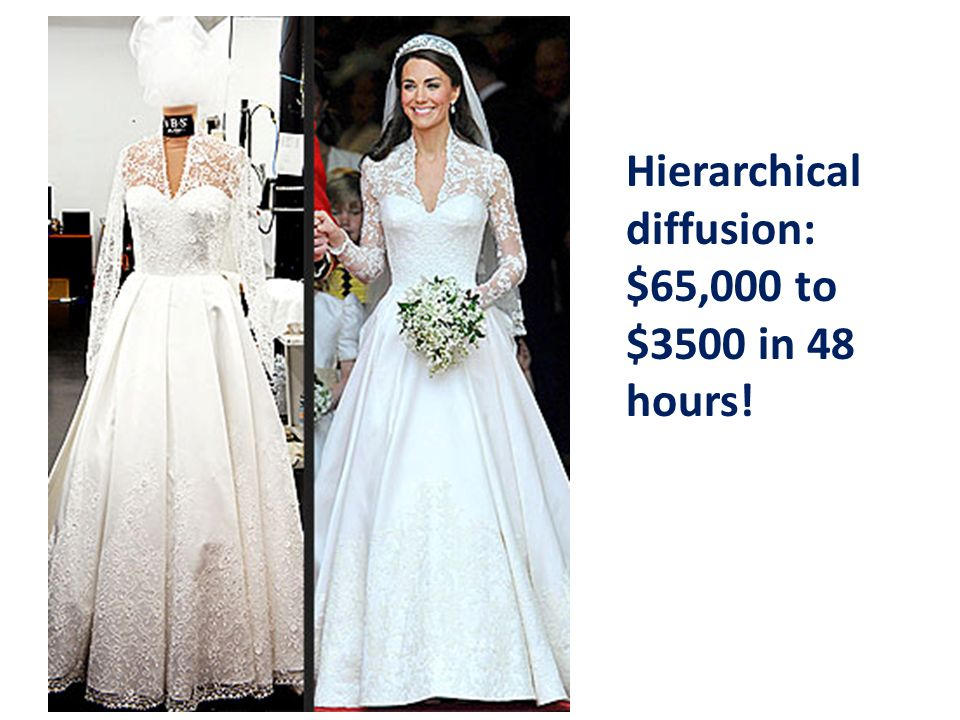 Hierarchical diffusion: $65,000 to $3500 in 48 hours!