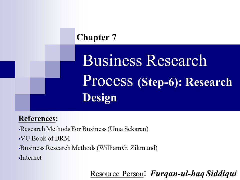 research design and methodology for business The methodology is the general research strategy that outlines the way in which research is to be undertaken and, among other things, identifies the methods to be used in it.