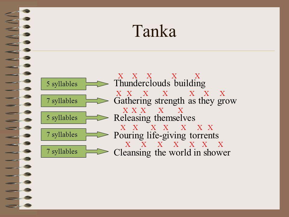 tanka poem template - kinds of poetry part i ppt video online download