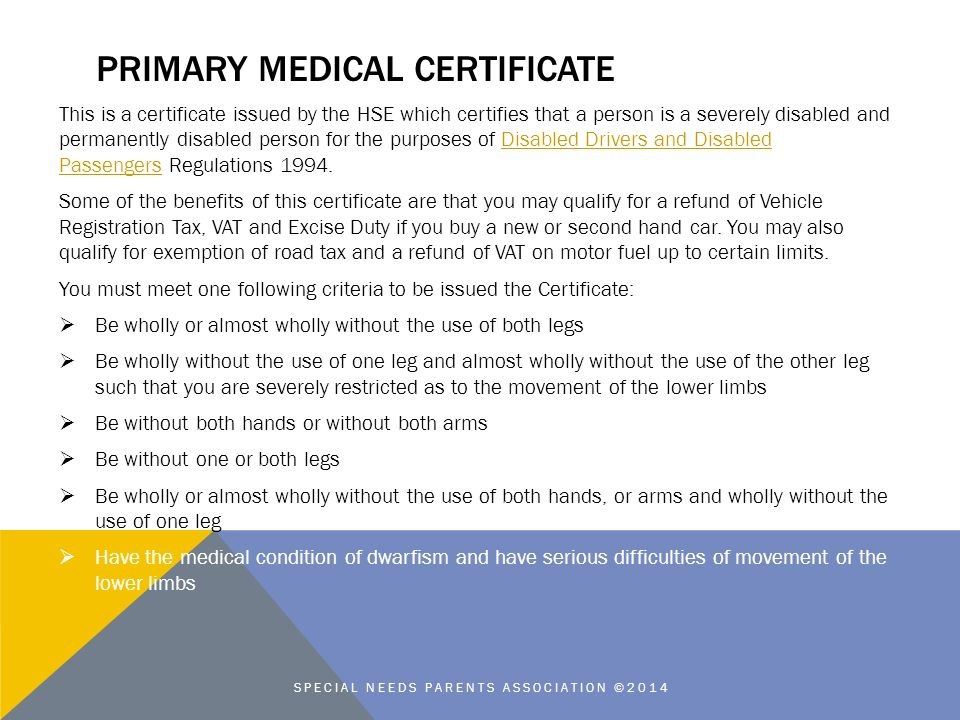 What Is A Medical Certificate Zrom