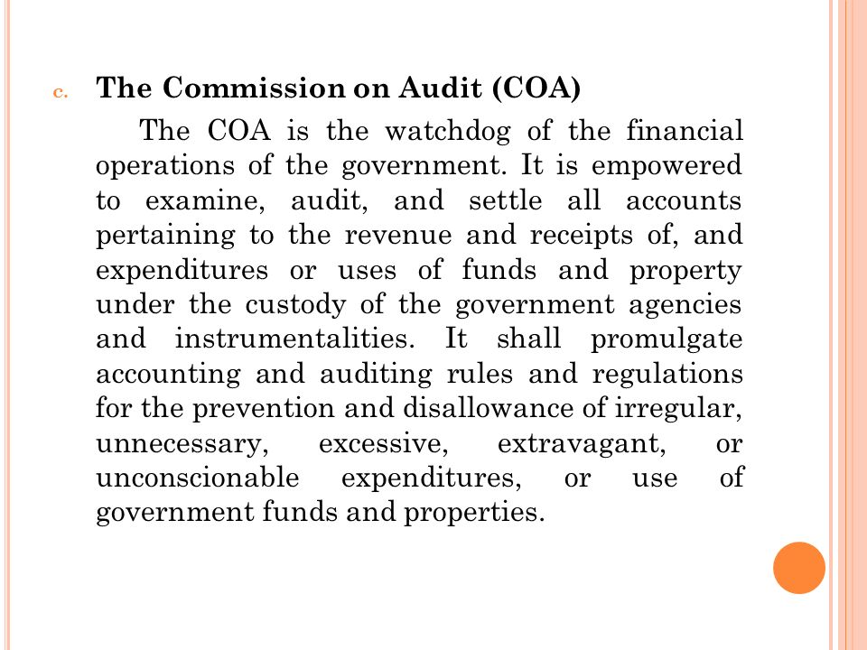 commision on audit Mr cohen has also served as adviser to the american law institute -- federal  securities code project, chairman of the aicpa commission on auditors'.