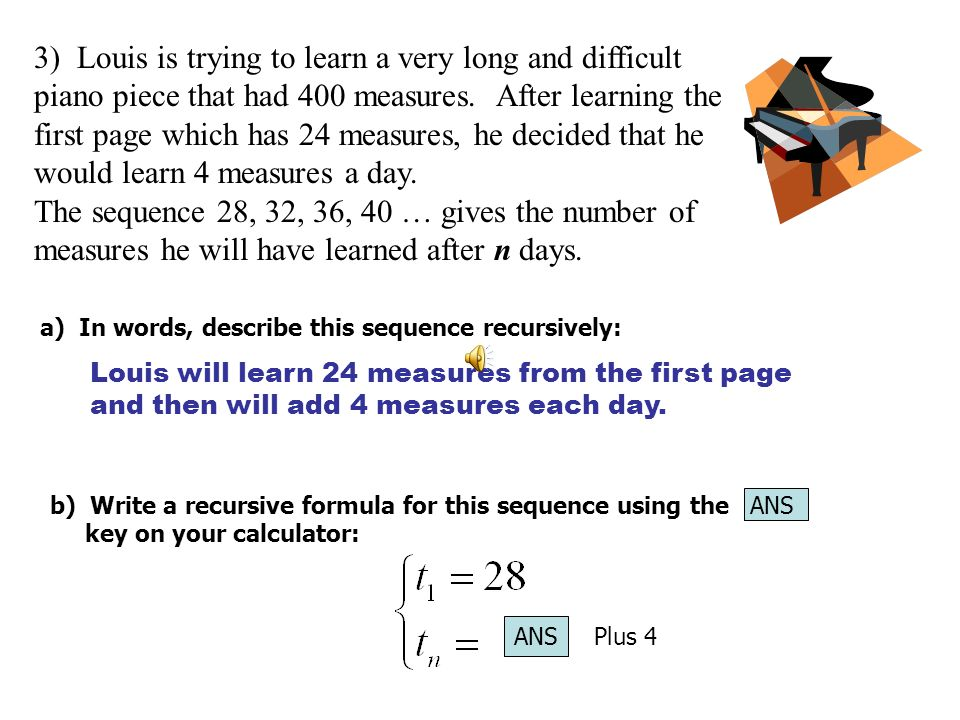how to find the next number in a sequence calculator