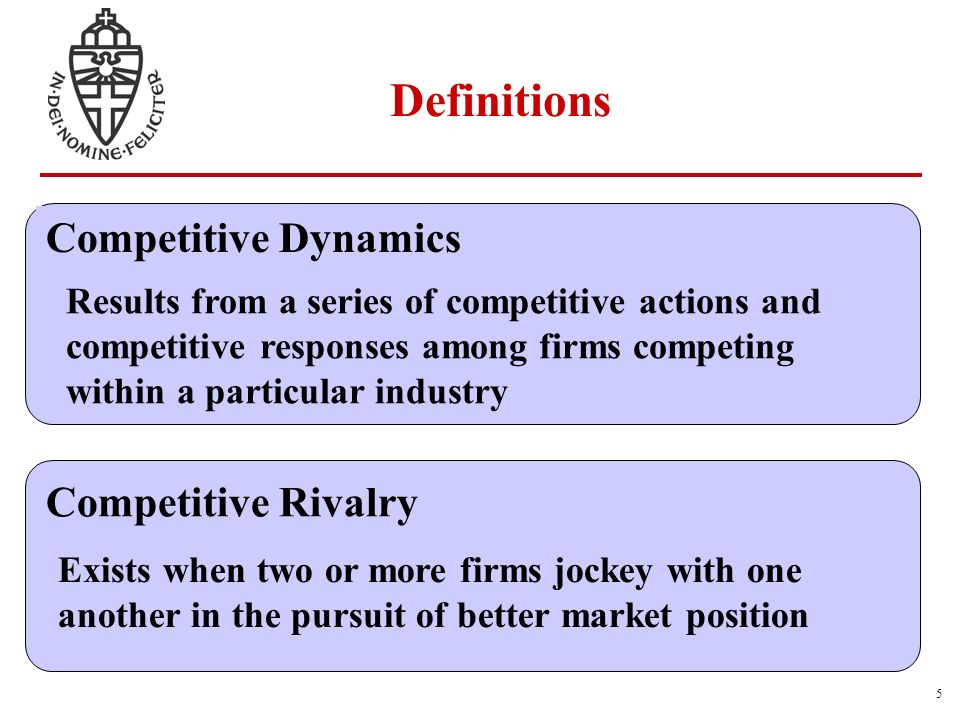 competitive rivalry within the industry business essay Free essay: the five forces framework the five forces model by michael porter   in the business cycle apparel prices will drop significantly in price  in order to  stay competitive with companies abroad, the overall rivalry within the  an  explanation of pakistan's textile industry in this regard is as following.