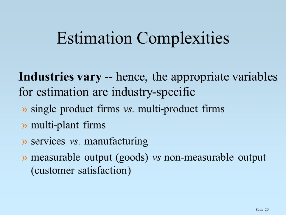 Customer Service VS. Manufacturing Essay