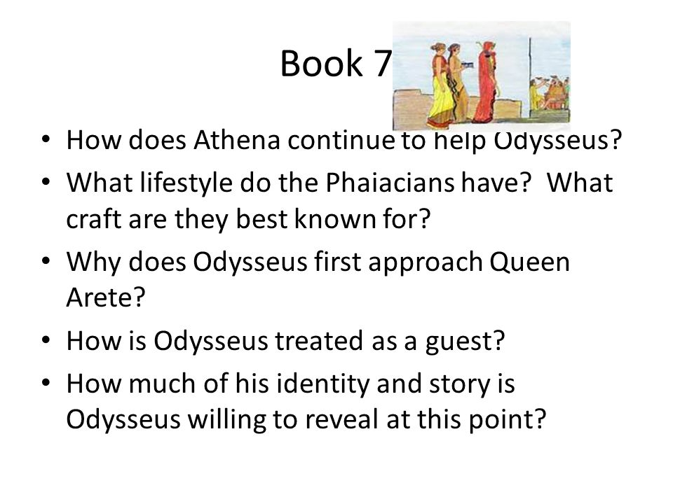 odysseus the personification of the ultimate Ordinary world king odysseus is at home in ithaca, with his wife, penelope, and newborn son, telemachus call to adventure odysseus sets out for the war in troy refusal he does not want to leave his family and sail to troy he knows it will be a long trip mentor / helper athena, the goddess of.