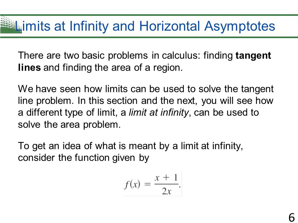 Find The Equation For Each Horizontal Asymptote Ppt
