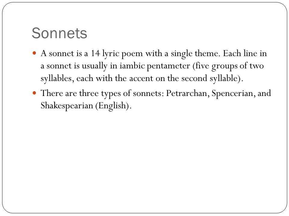 """the theme of shakespeares sonnet 30 essay Check out our top free essays on sonnet 43 to help you write your own essay  william shakespeare, numerous themes  essay in """"sonnet 30"""" from amoretti ."""
