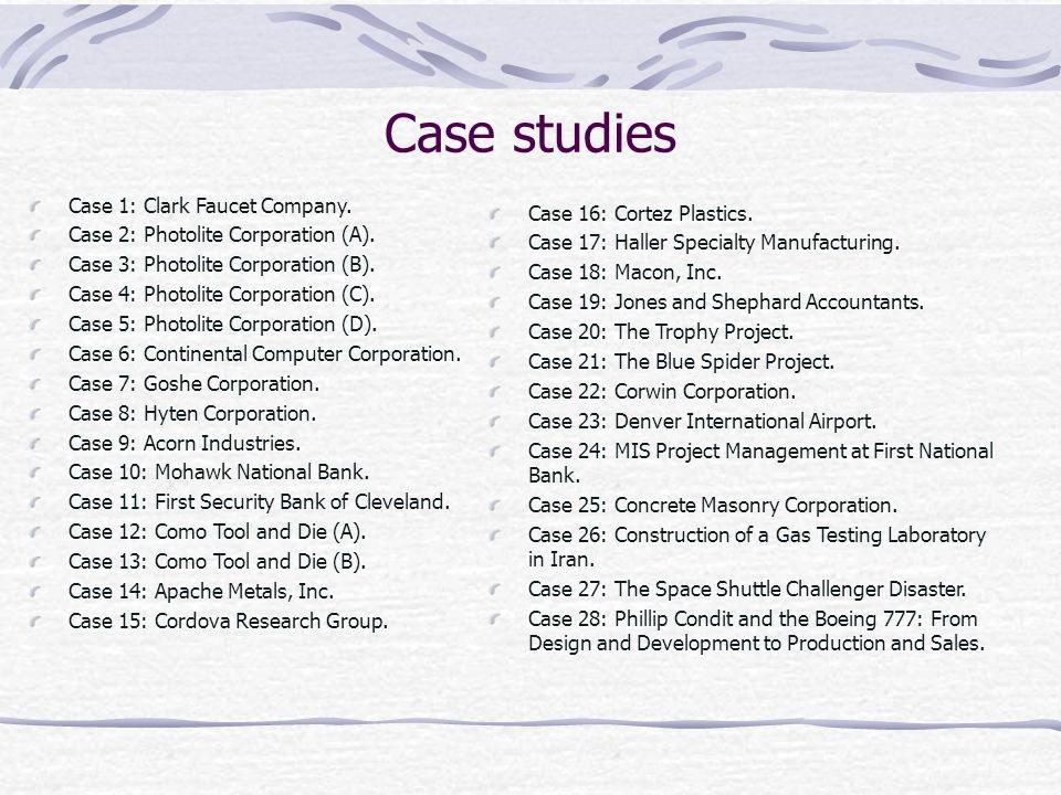 jones and shephard accountants case study Print proj430 advanced program management entire class flashcards and study them anytime,  (jones and shephard accountants (chapter 3, pp 138 – 140) 1 provide a synopsis of the jones and shephard case  what evidence do you have from the case study to substantiate your views.