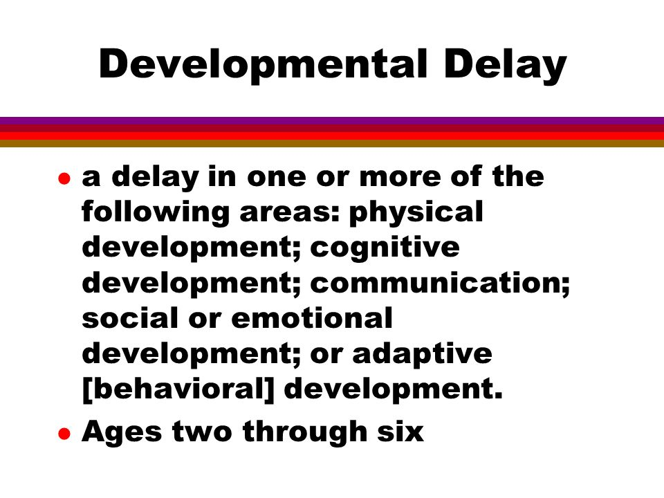 cognitive development ages 3 to 5