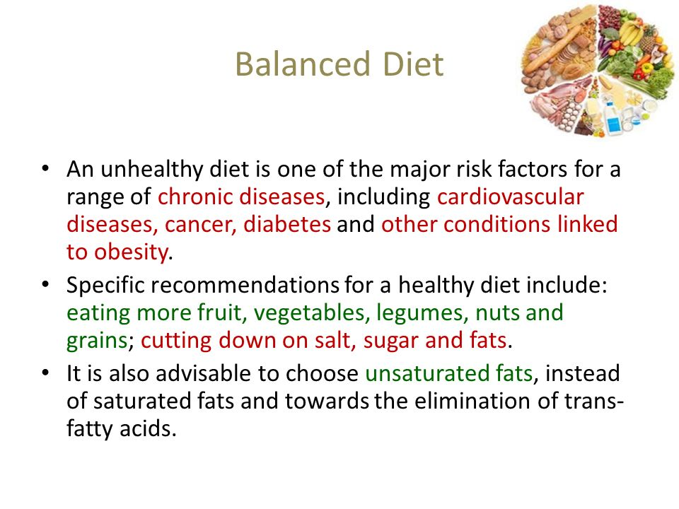 the importance of diet and nutrition essay