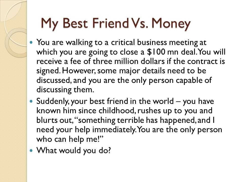 Foundations of individual behavior ppt download 28 my best friend thecheapjerseys Choice Image