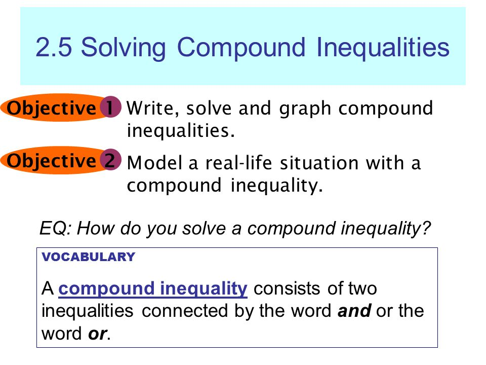 Writing an Inequality for a Real-World Situation