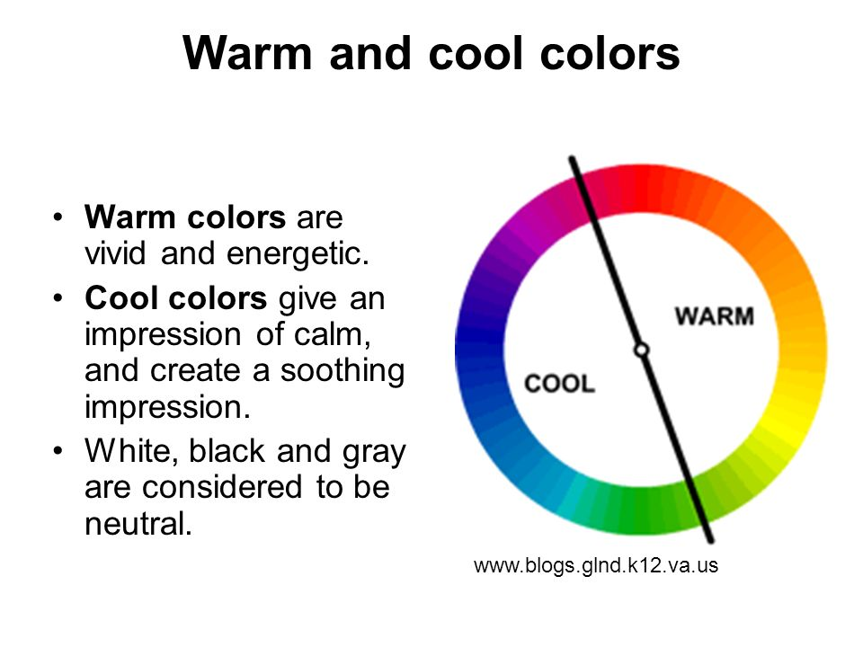 The Color Wheel Adapted From Ppt Download