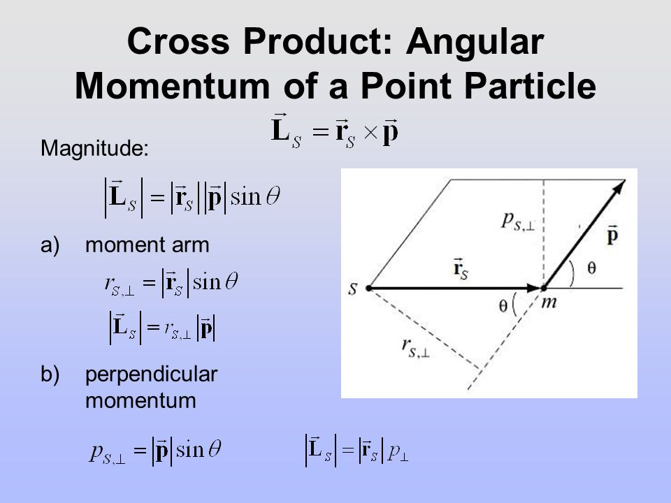 how to find magnitude of change in momentum