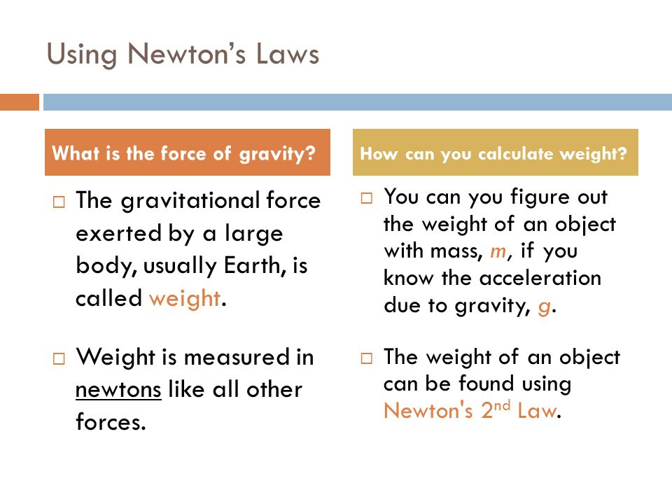 using gravitational force as a measurement A yukawa potential with α and λ in a range that may be experimentally  accessible arises in  only recently have measurements of the gravitational force [5–7] or.