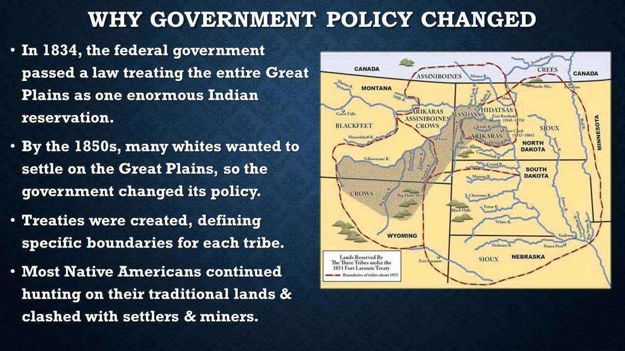 changes on western frontier chapter 13 Americans reconstruction to  13 chapter 2 revolution and the early republic section 1  chapter 5 changes on the western frontier section 1.