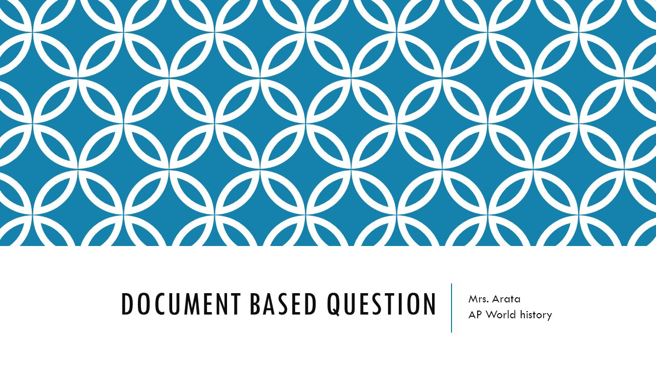 olympics document based question Document-based question this question is based on the accompanying documents it is designed to test your ability to work with historical documents some of these .