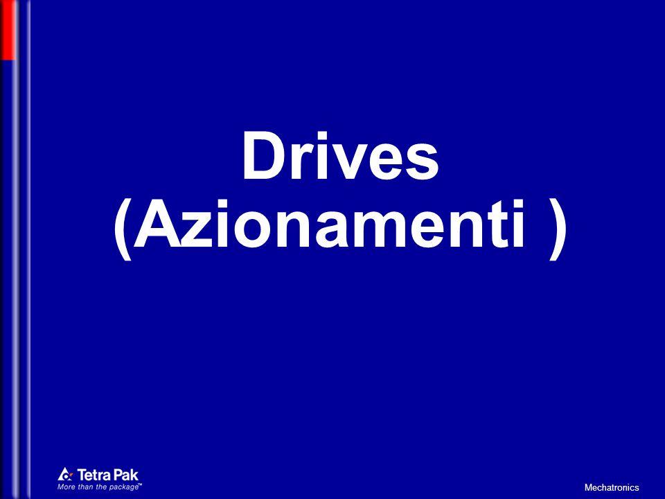 Drives (Azionamenti )