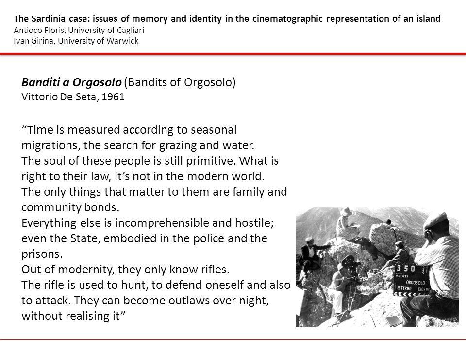 Banditi a Orgosolo (Bandits of Orgosolo)