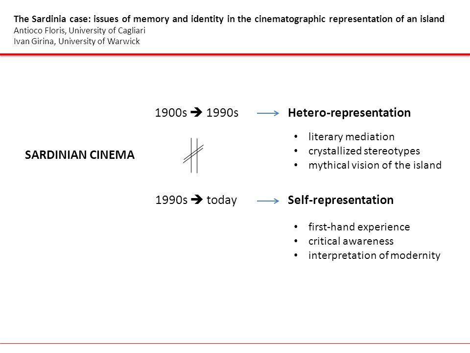 Hetero-representation