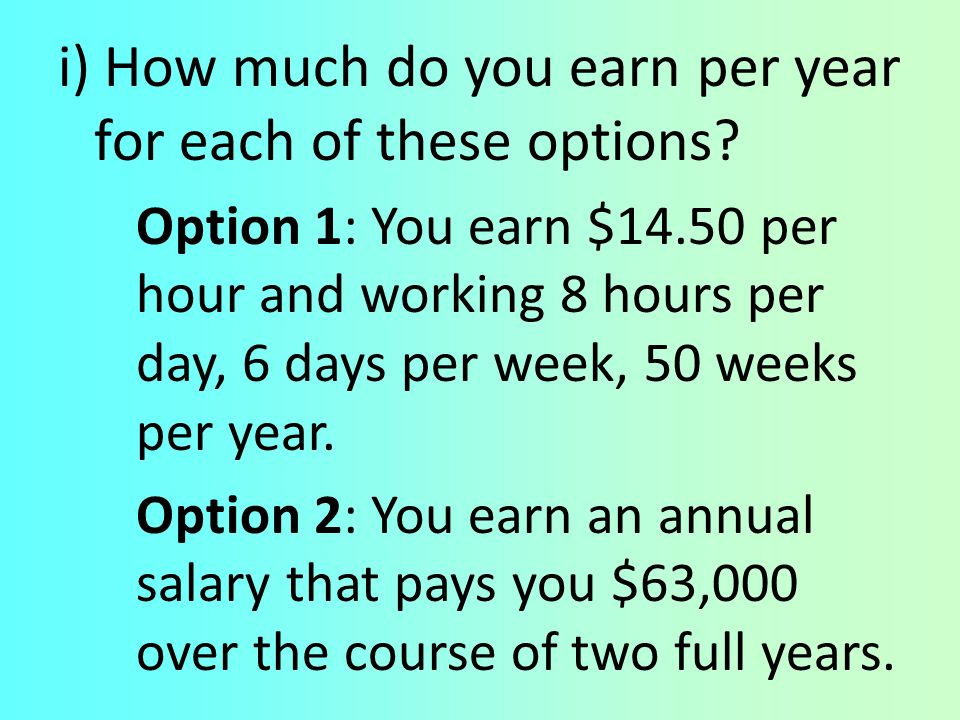 How many option trading days in a year